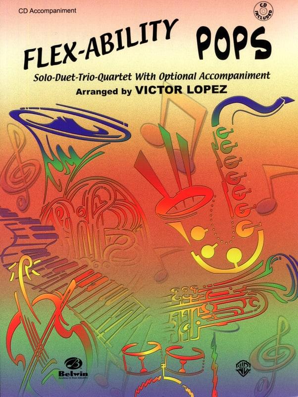 CD - Flex-Ability Pops - Partition - Trompette - laflutedepan.com