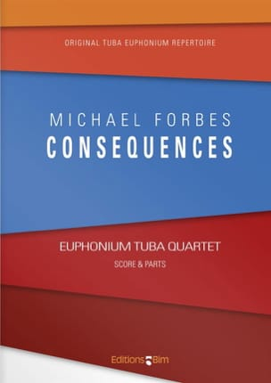 Consequences Michael Forbes Partition Tuba - laflutedepan