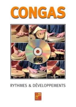 Les Congas, Rythmes & Developpements Laurent Lamy laflutedepan
