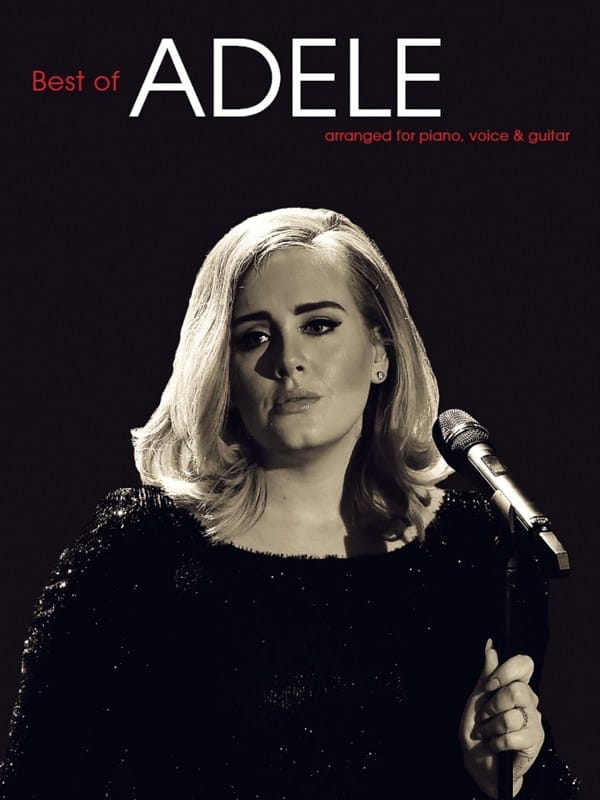 The Best Of Adele - Adele - Partition - Pop / Rock - laflutedepan.com