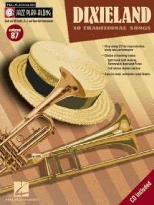 Jazz play-along volume 87 - Dixieland - laflutedepan.com