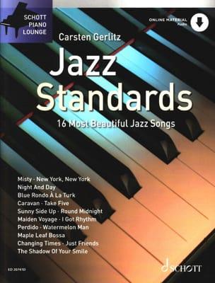 Jazz standards Partition Jazz - laflutedepan
