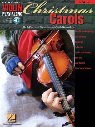 Violin play-along volume 5 - Christmas Carols Noël laflutedepan