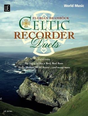 Celtic Recorder Duets - Florian Bramböck - laflutedepan.com
