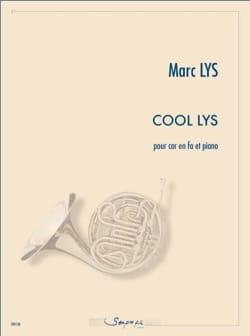 Cool Lys Marc Lys Partition Cor - laflutedepan