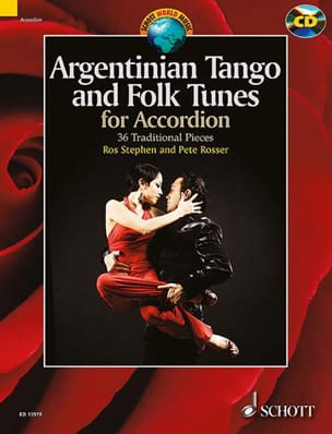 Argentinian tango and folk tunes for accordion laflutedepan