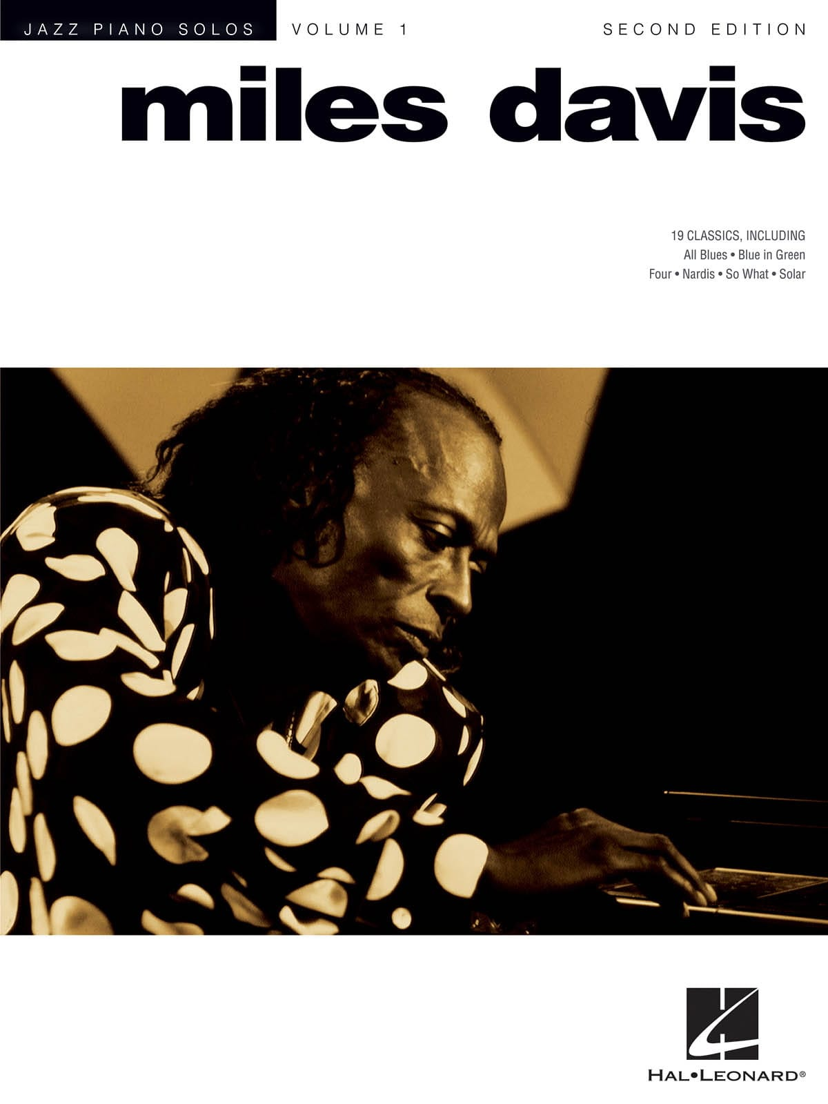 Jazz Piano Solos - Miles Davis - Miles Davis - laflutedepan.com