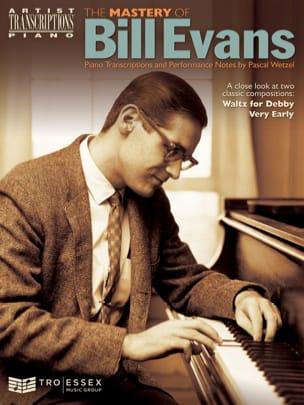 The Mastery Of Bill Evans - Bill Evans - Partition - laflutedepan.com