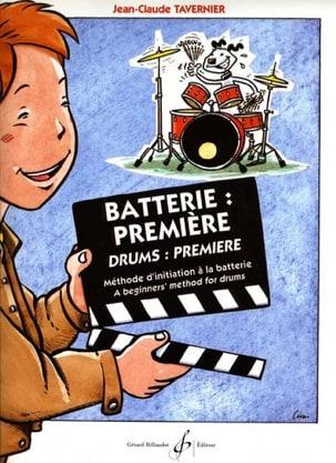 Batterie: Première TAVERNIER Partition Batterie - laflutedepan