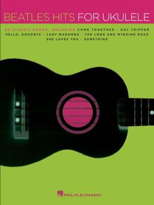 Beatles Hits For Ukulele BEATLES Partition Pop / Rock - laflutedepan