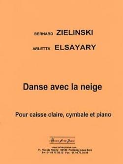 Danse Avec la Neige Zielinski Bernard / Elsayary Arletta laflutedepan
