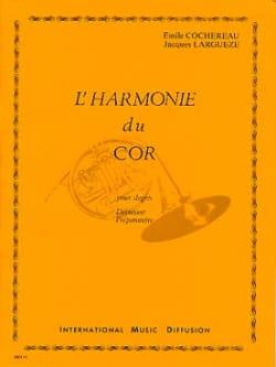 L' Harmonie du Cor Cochereau / Largueze Partition Cor - laflutedepan