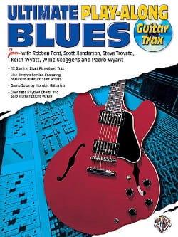 Ultimate Play-Along Blues Guitar Trax - laflutedepan.com