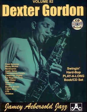 Volume 82 - Dexter Gordon - METHODE AEBERSOLD - laflutedepan.com
