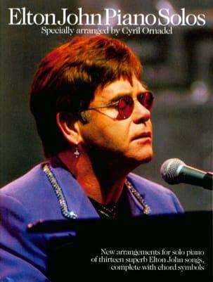 Elton John - エルトンジョンピアノソロス - Partition - di-arezzo.jp