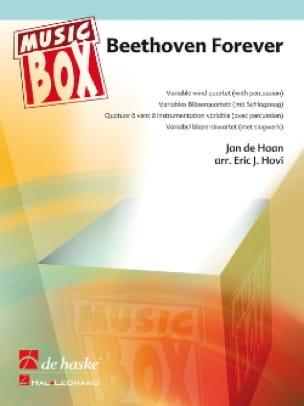 Beethoven Forever - Music Box - Jan De Haan - laflutedepan.com