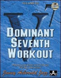 Volume 84 - Dominant Seventh Workout METHODE AEBERSOLD laflutedepan