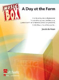 A Day At The Farm - Music Box Jacob de Haan Partition laflutedepan