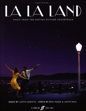 LA LA LAND - La La Land - Movie Music - Easy Version - Partition - di-arezzo.co.uk