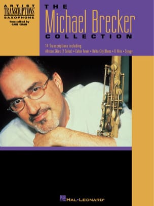 The Michael Brecker Collection - Michael Brecker - laflutedepan.com