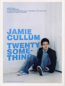 Twentysomething Jamie Cullum Partition Pop / Rock - laflutedepan
