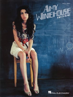 Back To Black Amy Winehouse Partition Pop / Rock - laflutedepan