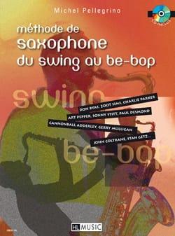 Michel Pellegrino - Método de saxofón de Au-Bop Swing - Partition - di-arezzo.es