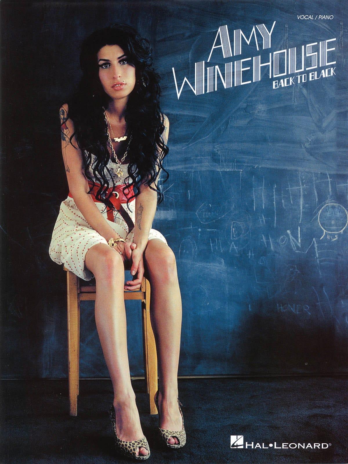Back To Black - Amy Winehouse - Partition - laflutedepan.com