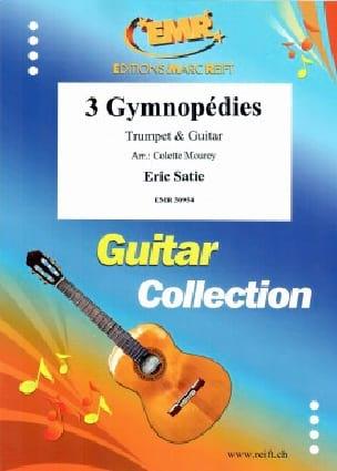 3 Gymnopédies - SATIE - Partition - Duos - laflutedepan.com