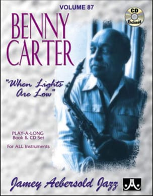 Volume 87 - Benny Carter - When Lights Are Low laflutedepan