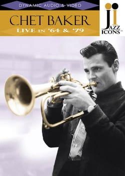 DVD - Jazz Icons Chet Baker Live In '64 & '79 Chet Baker laflutedepan