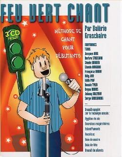 Feu Vert Chant Valérie Graschaire Partition Pédagogie - laflutedepan