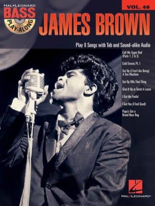 Bass Play-Along Volume 48 - James Brown James Brown laflutedepan