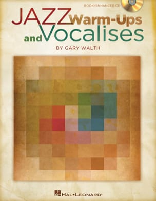 Jazz Warm-Ups And Vocalises Gary Walth Partition laflutedepan