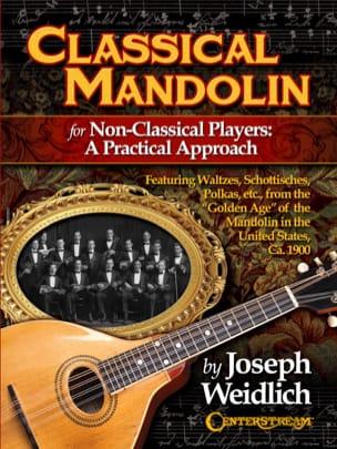 Classical Mandolin Partition Mandoline - laflutedepan