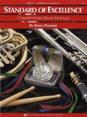 Standard Of Excellence Book 1 - Bruce Pearson - laflutedepan.com