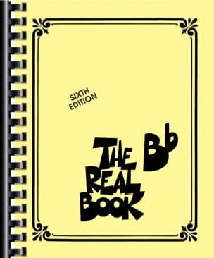 - The Real Book - Bb 1st Volume Edition - Partition - di-arezzo.com