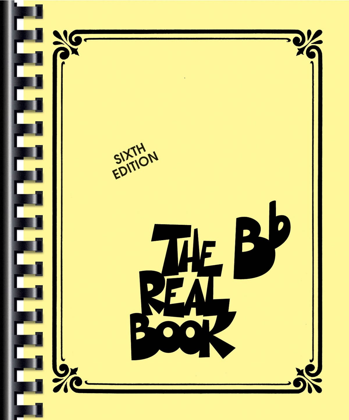 The Real Book - Volume 1 sixth edition en Sib - laflutedepan.com