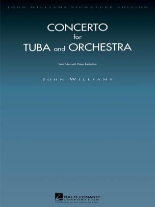 Concerto for Tuba John Williams Partition Tuba - laflutedepan