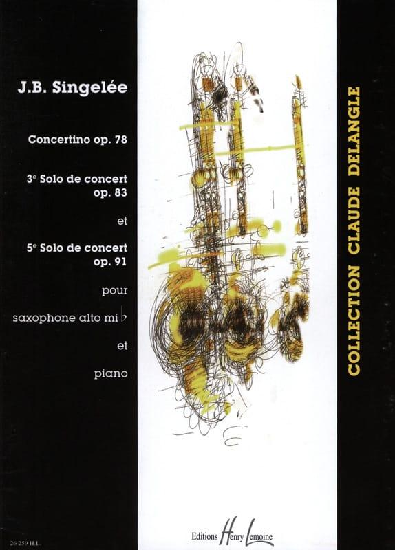 Concertino Opus 78 / 3e Solo / 5e Solo - laflutedepan.com