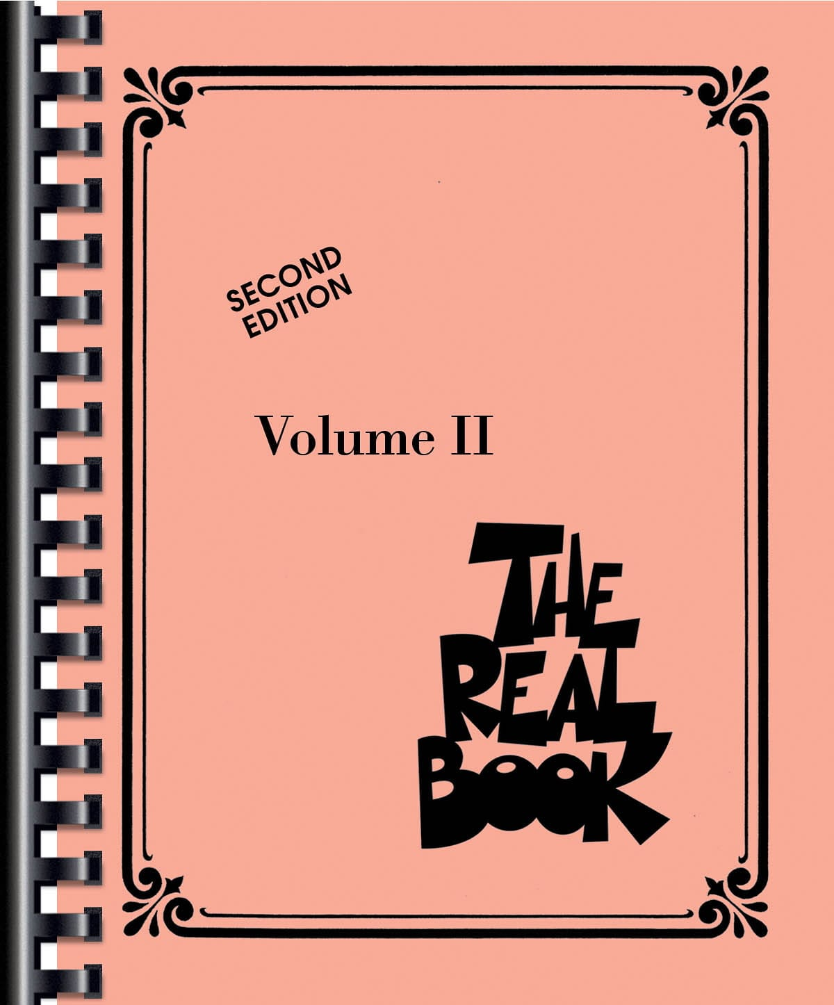 The Real Book Volume 2 - Second Edition - C Instruments - laflutedepan.com