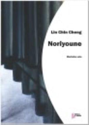 Noriyoune - Chin-Cheng Lin - Partition - Marimba - laflutedepan.com