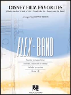 Disney Film Favorites - FlexBand DISNEY Partition laflutedepan