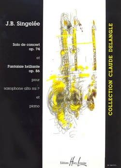 Solo Concert Opus 74 / Fantaisie Brillante Opus 86 laflutedepan