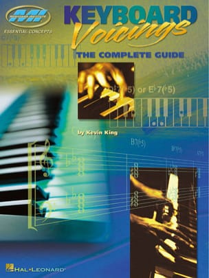 Keyboard Voicings The Complete Guide Kevin King Partition laflutedepan