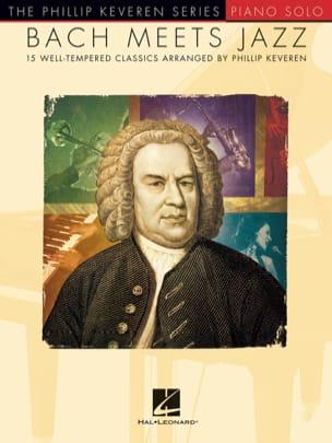 Bach Meets Jazz BACH Partition Jazz - laflutedepan