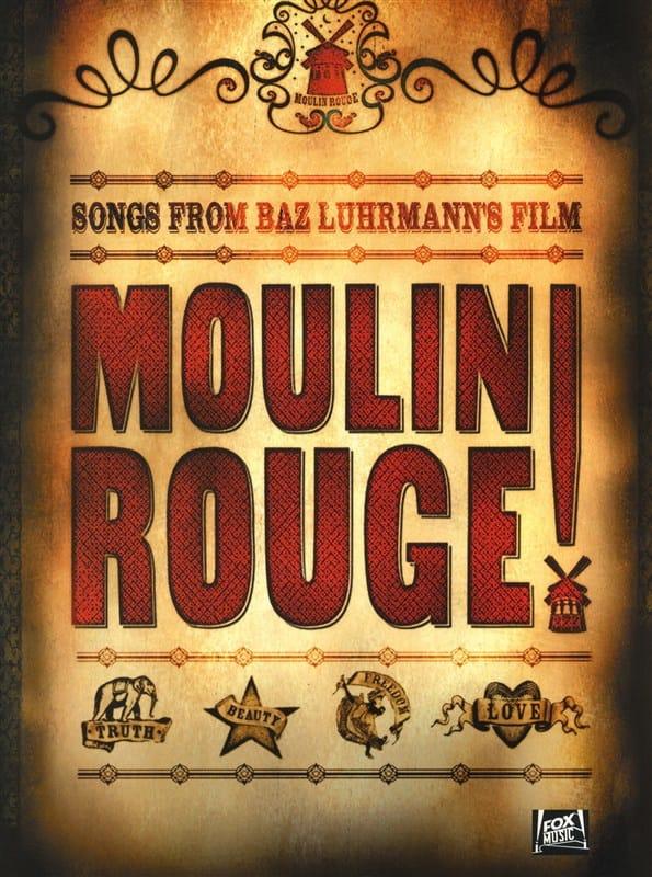 Moulin Rouge - le Film - Partition - laflutedepan.com