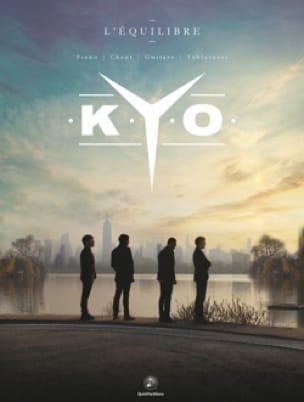L'équilibre - Kyo - Partition - Chanson française - laflutedepan.com