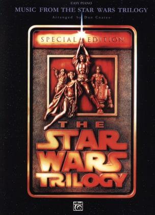 John Williams - La Trilogía Star Wars - Piano Fácil - Partition - di-arezzo.es