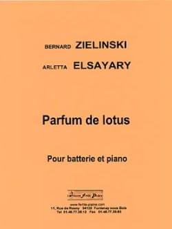 Parfum de lotus Zielinski Bernard / Elsayary Arletta laflutedepan